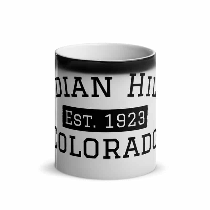 indian hills colorado coffee mugs